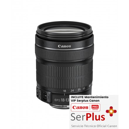 Canon EF-S 18/135 IS STM