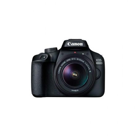 Canon EOS-4000D + 18/55 III