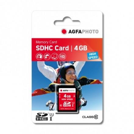Agfa SDHC 4GB