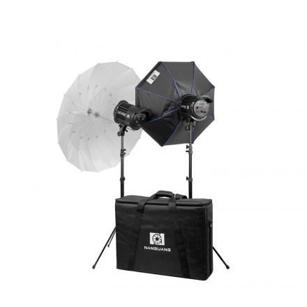 Nanguang Kit 2 focos LED CN-P100WII