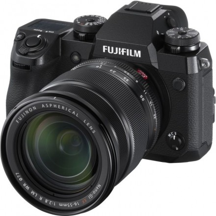Fuji X-H1 (Cuerpo)