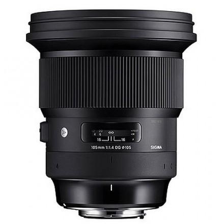 Sigma 105mm F-1.4 DG HSM (Nikon)