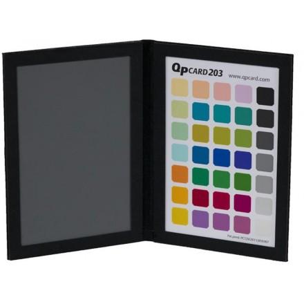 Escala de Color QpCard 203