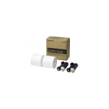 DNP Impresion Ribbon 2UPC-C26 15x20 - 2x350