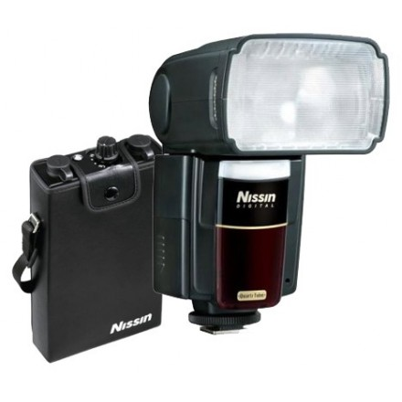 Nissin MG-8000 + Regalo Power Pack + Garantia 5 Años