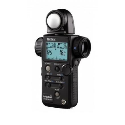 Sekonic L-758DR Digital Master Radio (Sin Radio)