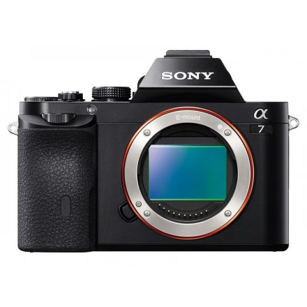 Sony Alpha ILCE7 (Cuerpo)