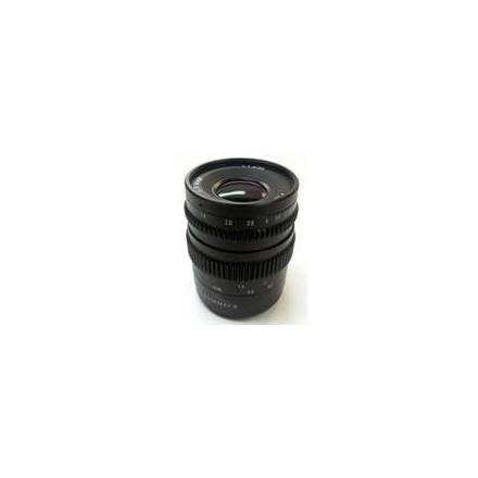 HyperPrime 12mm F-1.6 4/3