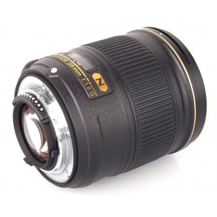 Nikon AF-S 28mm F-1.8 G
