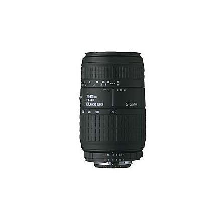 Sigma 70/300 DG APO Macro Motorizado (Nikon)
