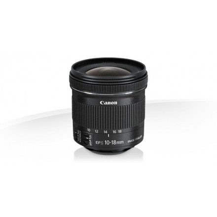 Canon 10/18 F-4.5-5.6 IS STM
