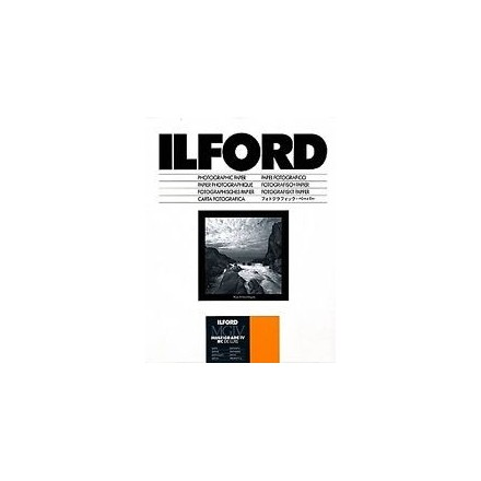 Ilford Multigrado IV RC Satinado 17.8 x 24cm