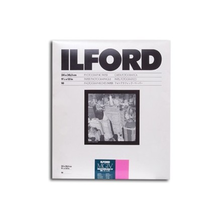 Ilford Multigrado IV RC Brillo 24x30,5cm