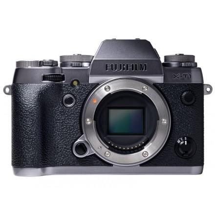 Fuji X-T1 (Cuerpo) Graphite Silver Edition