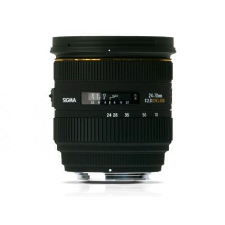 Sigma EX 24/70 F2,8 EX IF DG HSM