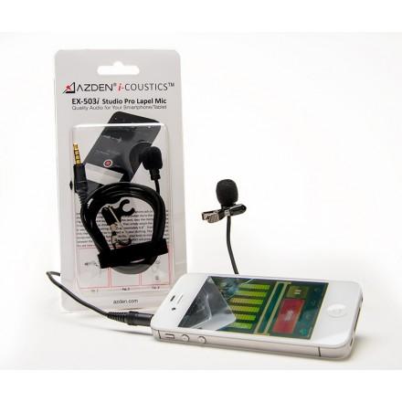 Azden i-Coustics Microfono