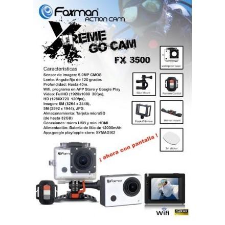 Foxman Xtreme FX-3500