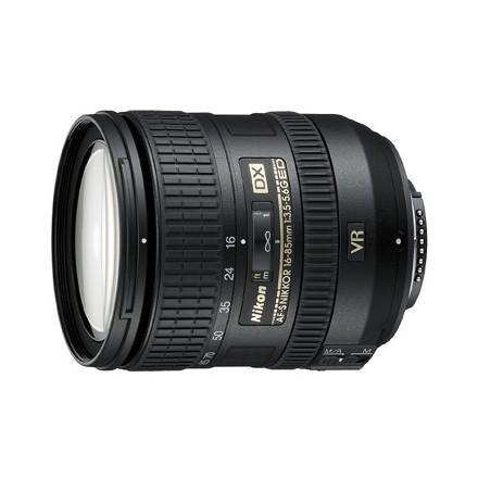 Nikon AF-S DX-VR 16/85 F-3.5 - 5.6