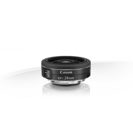 Canon 24mm F-2.8 STM