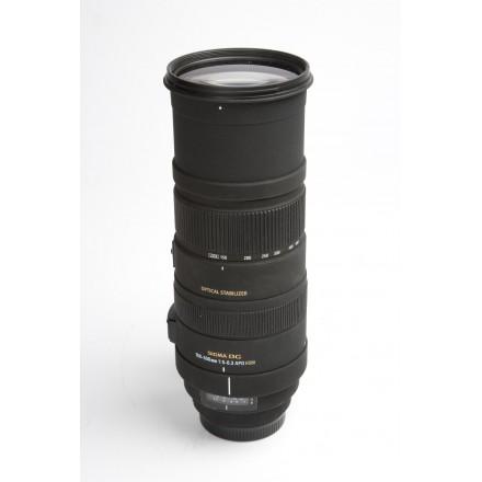 Sigma 150/500 EX APO Dg-Os HSM