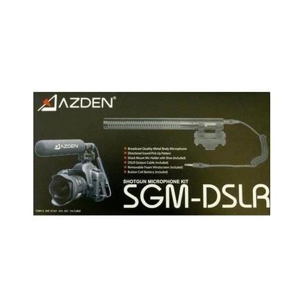 Azden Micro SGM-DSLR