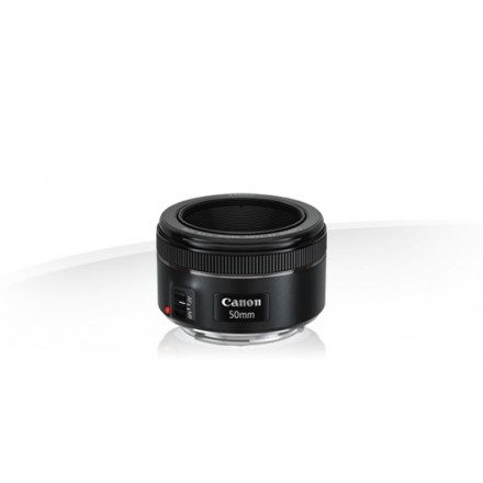 Canon 50mm F-1.8 STM