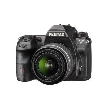 Pentax  K3 II + 18/55 WR