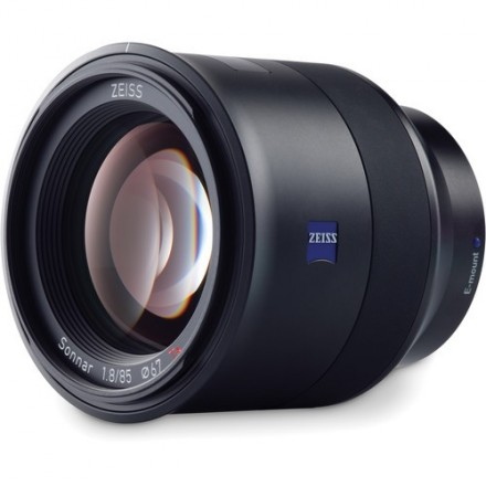 Carl Zeiss Batis 85mm F-1.8