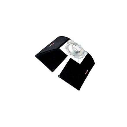Fomex Caja de Luz 40x120 + Adaptador