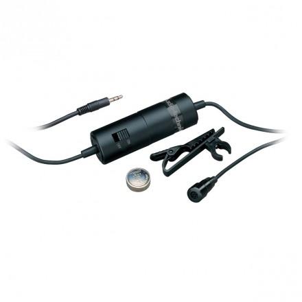 Audio-Technica Micrófono Lavalier