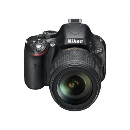 Nikon D-5300 + 18/105 VR