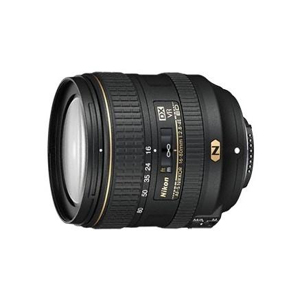 Nikon AF-S DX 16/80mm F-2.8-4E ED VR