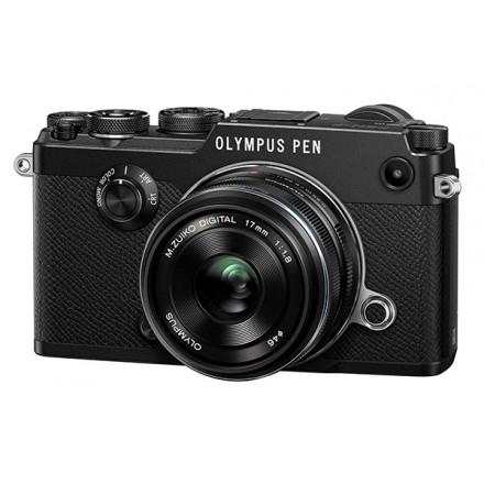 Olympus PEN-F + 17mm F-1.8