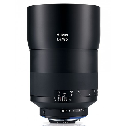 Zeiss Milvus T* 85mm F-1.4 ZE