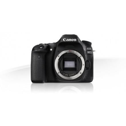 Canon EOS-80D (Cuerpo)