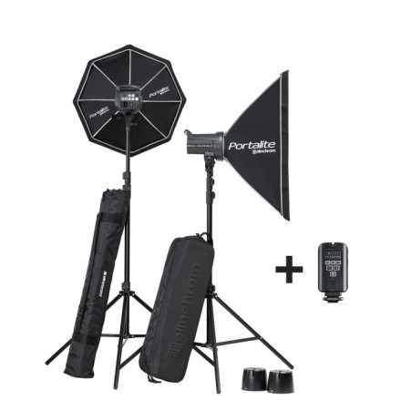 Elinchrom Kit D-LITE RX 4/4 SOFTBOX TO GO