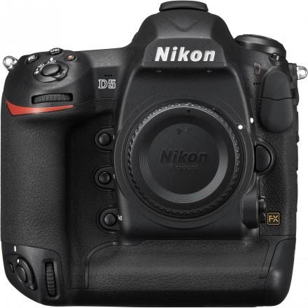 Nikon D-5 XQD (Cuerpo)