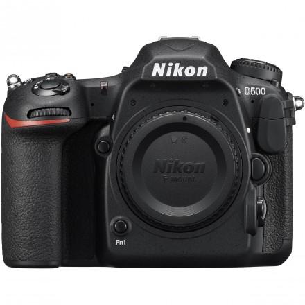 Nikon D-500 (Cuerpo)