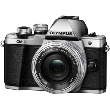 Olympus E-M5 Mark II + 14/42 EZ