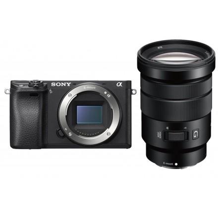 Sony α6300 + EPZ 18/105 F-4 G OSS