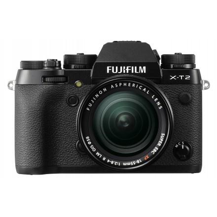 Fuji X-T2 + XF 18/55