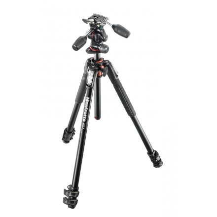 Manfrotto 190X PRO3 + BHQ2