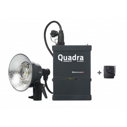 Elinchrom Kit Quadra Living Light