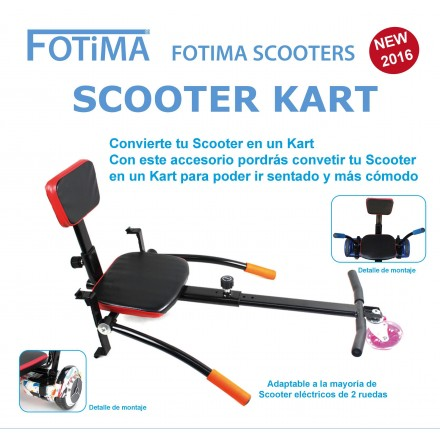 Fotima Scooter Kart