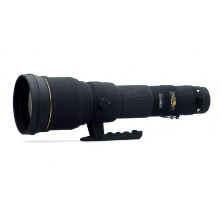 Sigma 800mm F-5.6 EX DG APO HSM