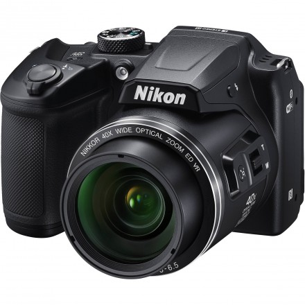 Nikon COOLPIX B500 (Negro)