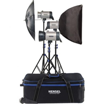 "Hensel Kit Integra 500/500 Freemask Plus ""Advanced"""