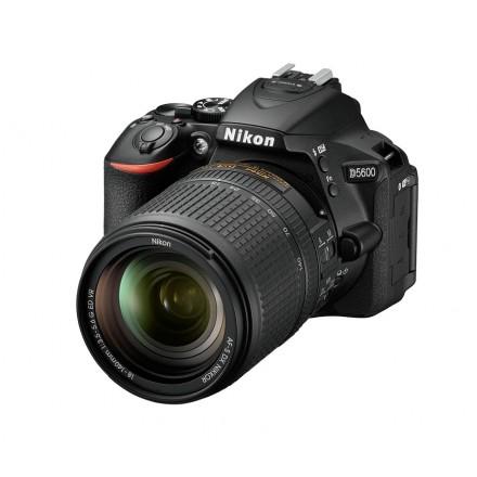 Nikon D-5600 + AF-S 18/140 VR
