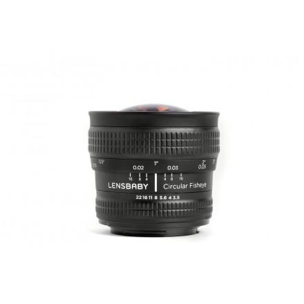 Lensbaby Circular Fisheye (Canon)
