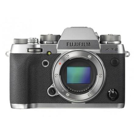 Fuji X-T2 Graphite Silver Edition (Cuerpo)